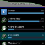 Omega ROM - Battery Life