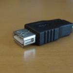 SGS3 USB OTG - Adapter USB Female
