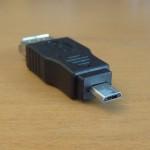 SGS3 USB OTG - Adapter Micro USB Male