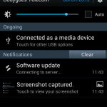 I9300XXBLFB - Dropdown Notifications