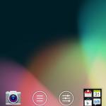 RemICS-JB - Default Homescreen