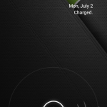 DarkyROM V11 - Lockscreen